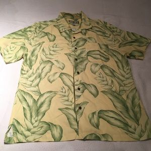 Caribbean Style Shirt Large New without tag